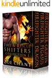 Fire & Rescue Shifters Collection 1: Books 1-3