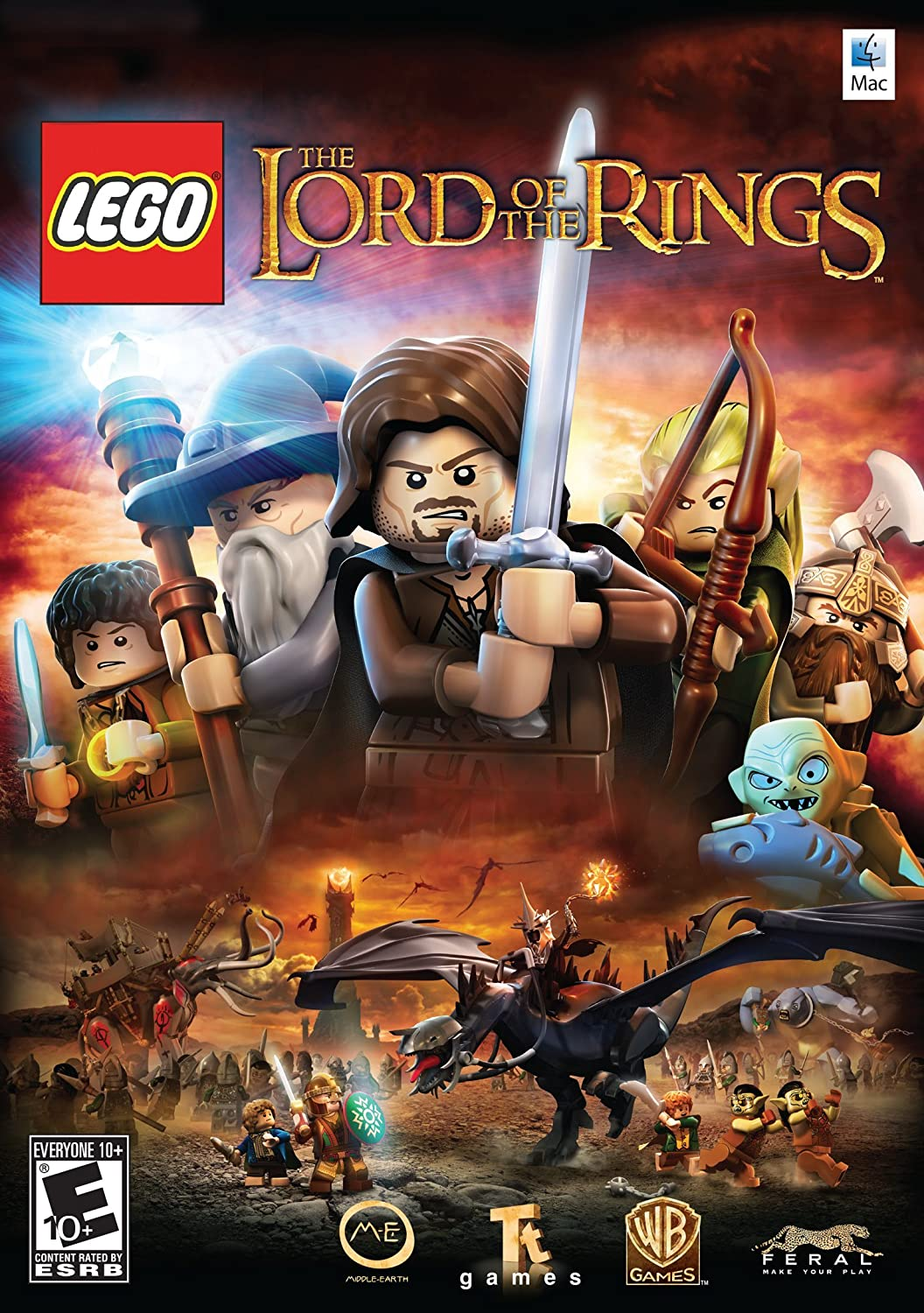 lego lord of the rings mac free download