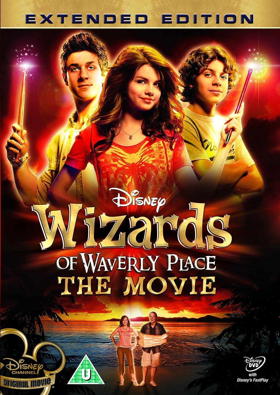 Wizards of Waverly Place: The Movie [DVD]: Amazon.co.uk: Selena ...