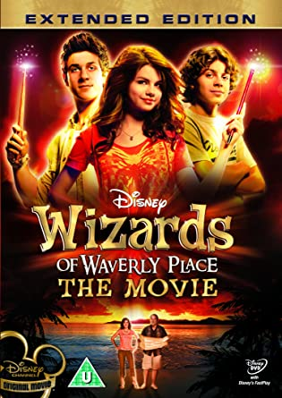 Wizards Of Waverly Place The Movie Reino Unido DVD: Amazon ...