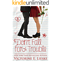 Don't Fall for Trouble (Rockford High Book 2)