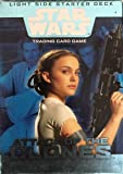 Star Wars WOTC Attack of The Clones Light Side Starter Deck