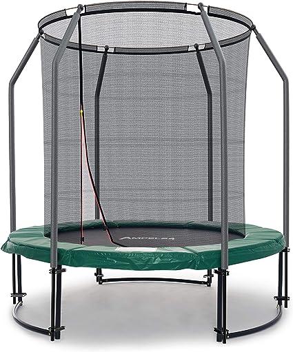 Netzstange komplett für Sicherheitsnetz der Trampolin von 366 bis 370 cm