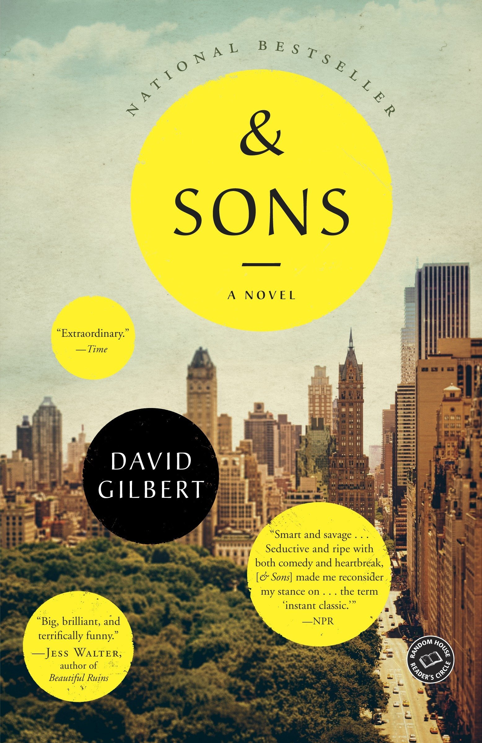 & Sons David Gilbert Amazon Books