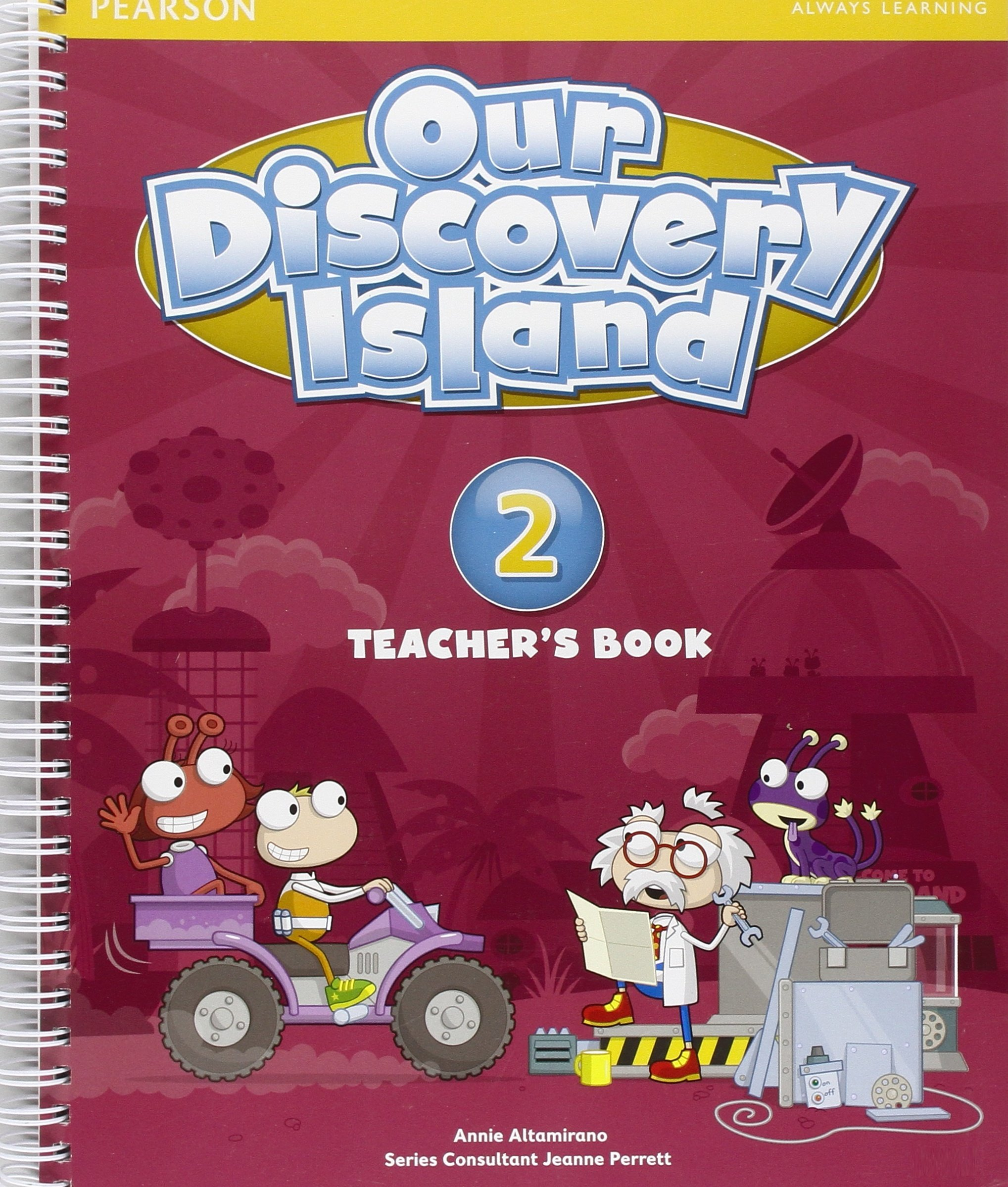 Our Discovery Island Level 2 Teacher's Book plus pin code ebook