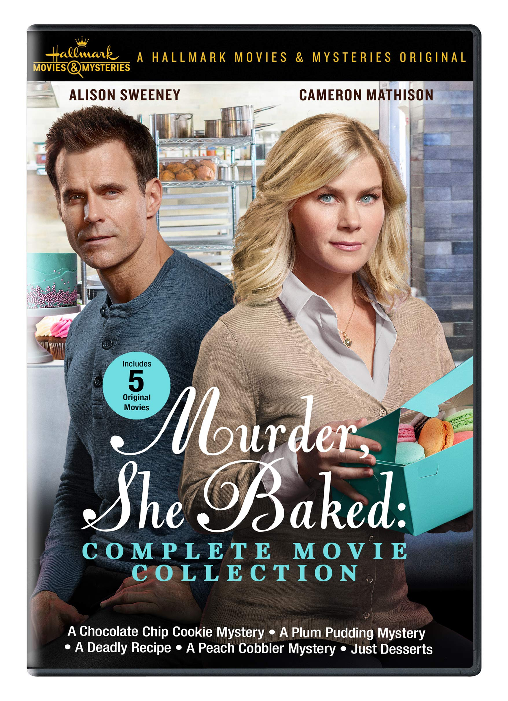 DVD : Murder/ She Baked: Complete Collection (Widescreen, 2 Pack)