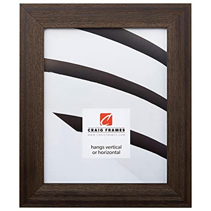 Amazon.com - Craig Frames 1.5DRIFTWOODBK 11x14 Picture/Poster Frame ...