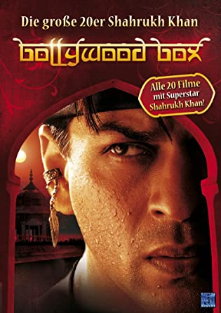 Die Grosse 20er Shahrukh Khan Weihnachts Bollywood Box 20 Filme 7
