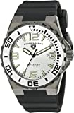 Swiss Legend Men's 10008-BB-02S-SB Expedition Silver Dial Watch