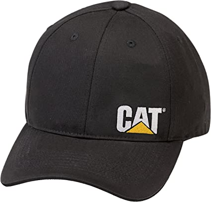 Caterpillar 1120019 - Gorra con visera, con logo «Cat» lateral ...