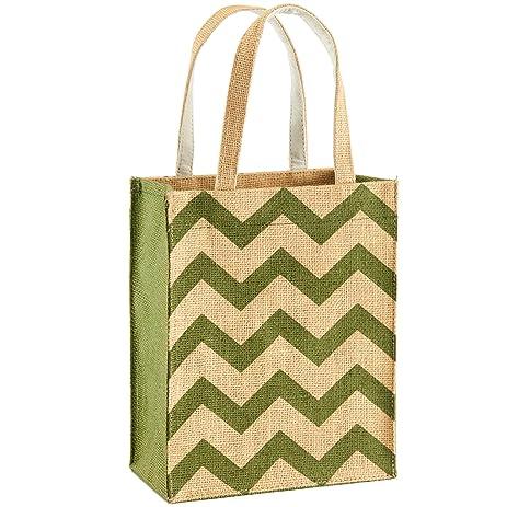 Amazon.com: Reusable Fabric Gift Bags with Handles: Single Fabric ...