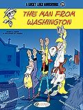 Lucky Luke - Volume 39 - The man of Washington