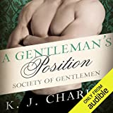 A Gentleman's Position: Society of Gentlemen, Book 3