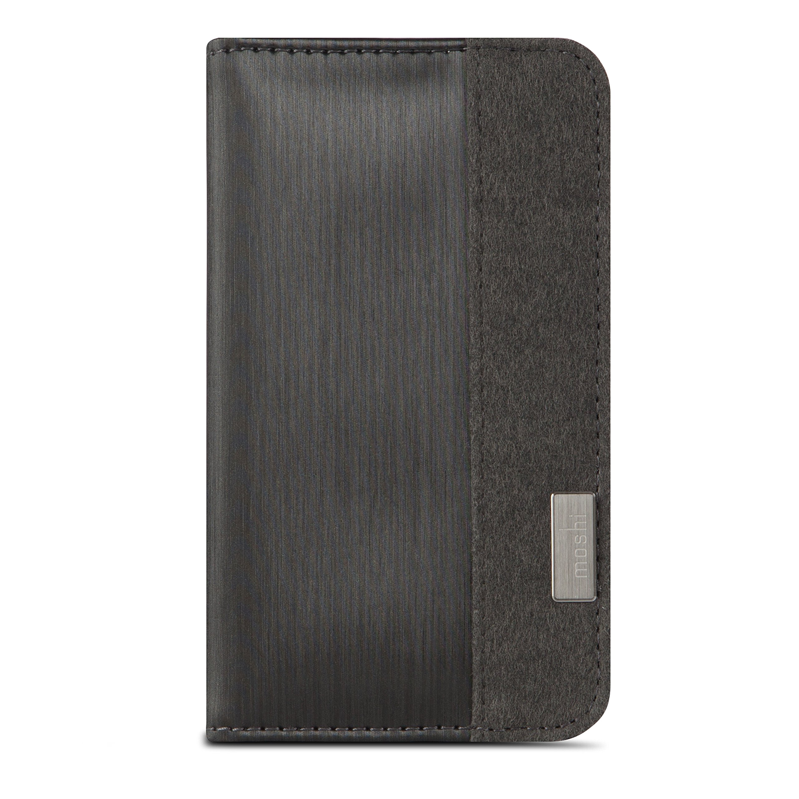 Moshi Overture Wallet Case for iPhone 6/6s - Black