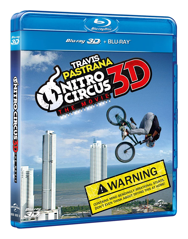 Amazon. Com: nitro circus-the movies 3d: movies & tv.