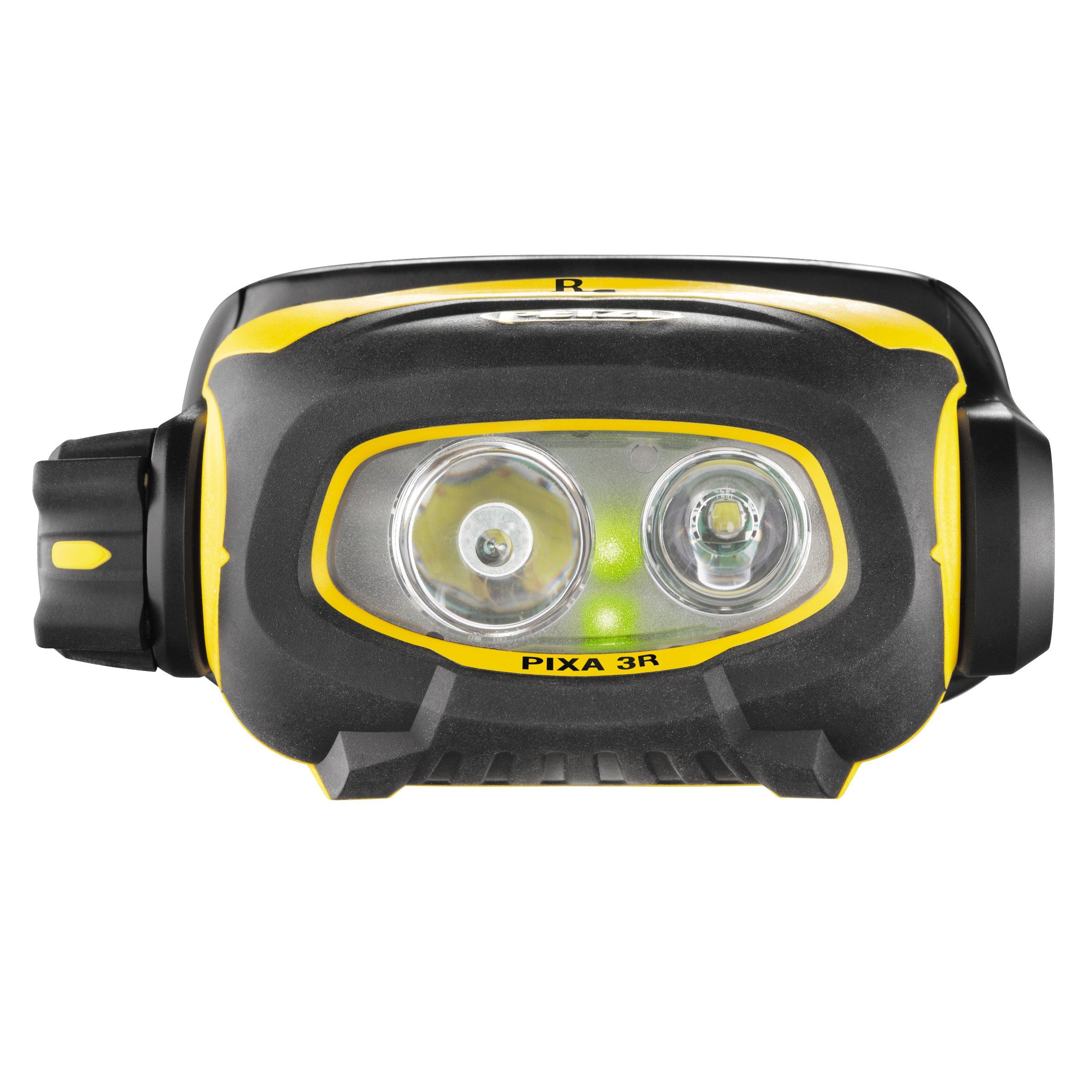 Petzl PIXA 3 ACCU pro headlamp by Petzl (Image #2)
