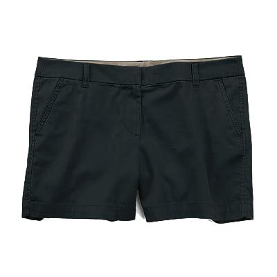 "J. Crew - Women's - 5"" Chino Shorts (Multiple Color/Size Options) | Amazon.com"