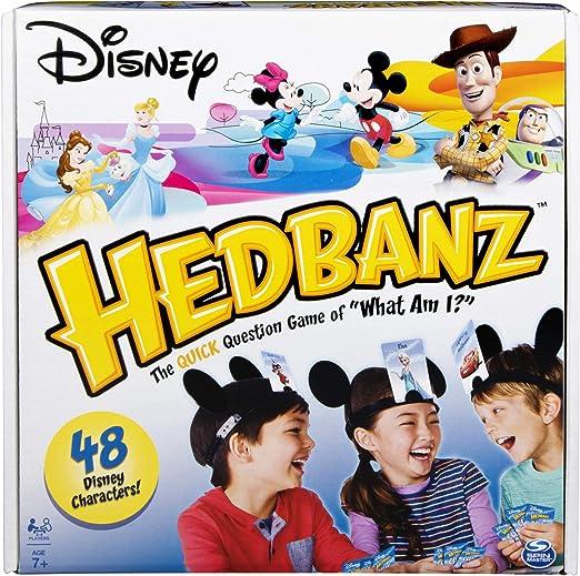 Disney Hedbanz SMT34161 Spin Master Games (Disponible Desde SS17 ...