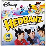 HedBanz Disney, Guessing Game Featuring Disney Characters, for Kids and Adults, Ages 7 and Up (Edition May Vary…