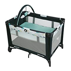 Graco Pack N Play On The Go Playard Stratus Review