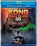 Kong: Skull Island (3D Blu-ray + Blu-ray + Digital  Combo Pack)