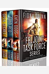 FBI Joint Taskforce Series: A World of Iniquus Romantic Suspense Mystery Thriller Anthology (Iniquus Security Boxed Set Book 5) Kindle Edition