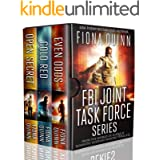 FBI Joint Taskforce Series: A World of Iniquus Romantic Suspense Mystery Thriller Anthology (Iniquus Security Boxed Set Book