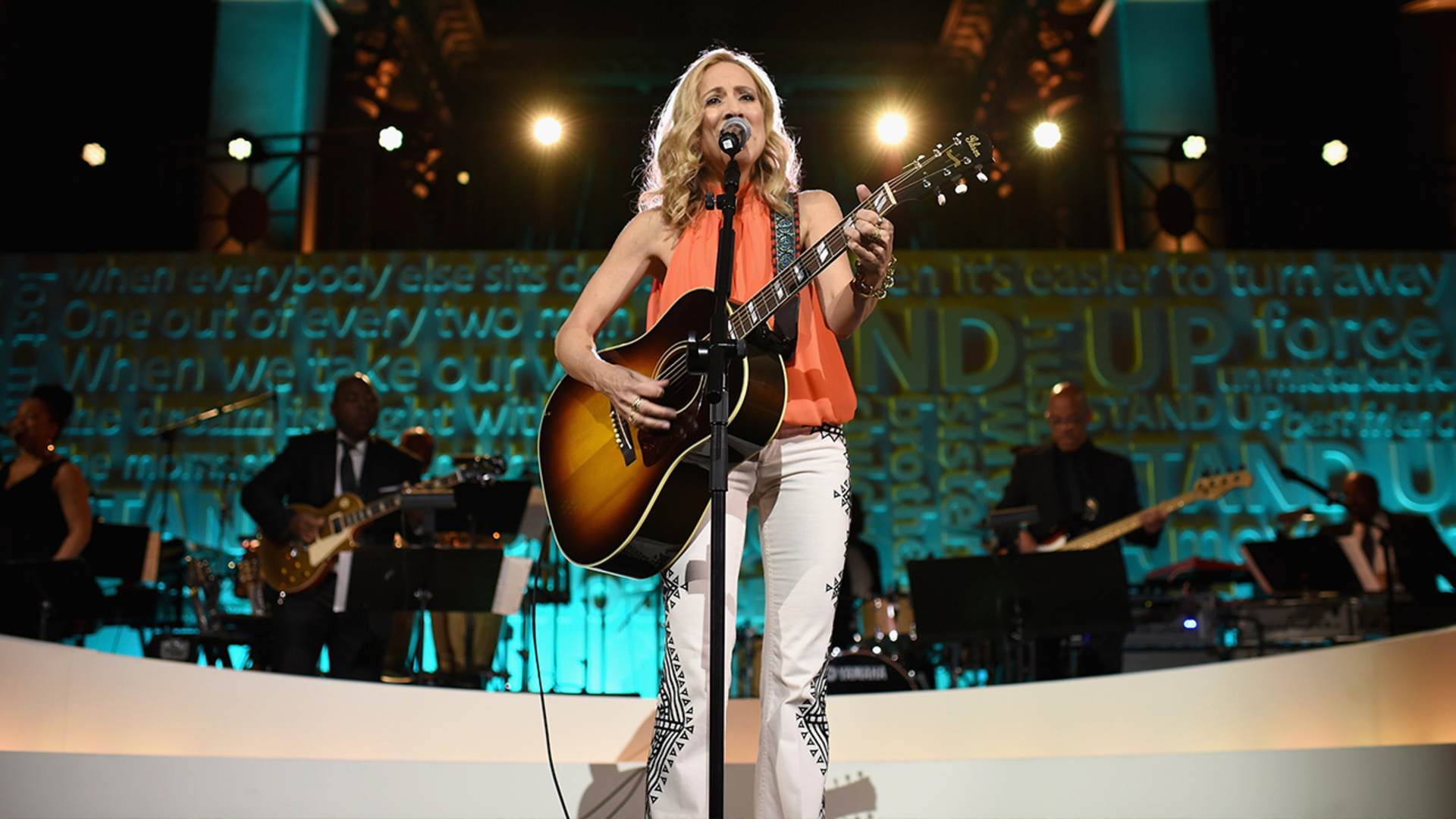 Behind The Scenes With Sheryl Crow