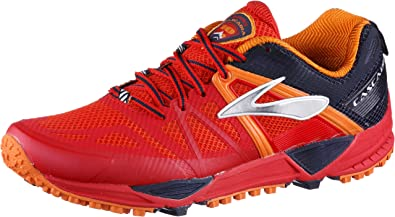 BROOKS CASCADIA 10, 1101871D61, rojo, 7.5: Amazon.es: Zapatos y complementos