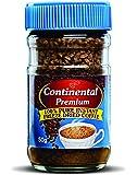 Continental PREMIUM Freeze Dried Coffee Powder 50g Jar