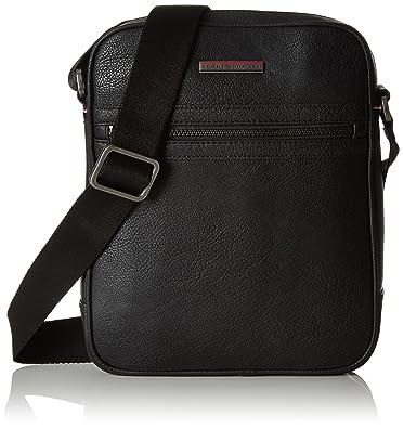 Tommy Hilfiger Essential Slim Reporter, Men's Bag, Noir (Black ...