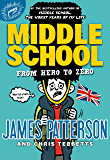 Middle School: From Hero to Zero (Middle School Series Book 10)