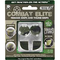 Snakebyte Trigger Treadz Combat Elite Thumb and Trigger Grips Pack - Green Camo - Xbox One