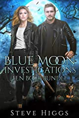 Blue Moon Investigations Ten Book Bundle: A Humorous Fantasy Adventure Series Kindle Edition