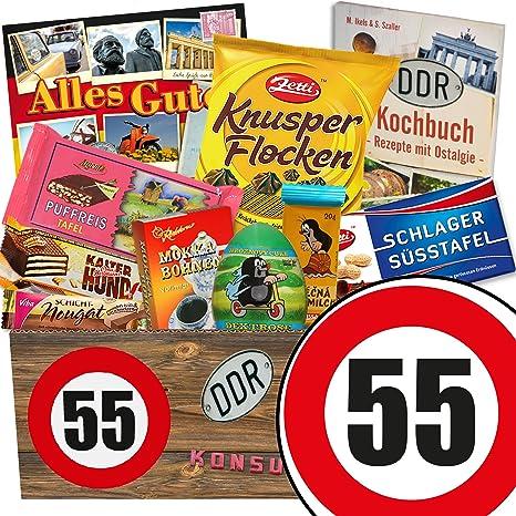 Geschenk Zum 55 Geburtstag Schokoladen Geschenkideen Gratis Ddr