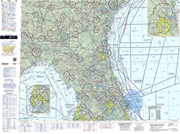 Amazon com faa chart vfr sectional jacksonville sjac current