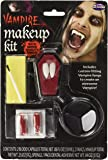 Vampire Makeup Kit, including Fangs with new Hot Melt Adhesive