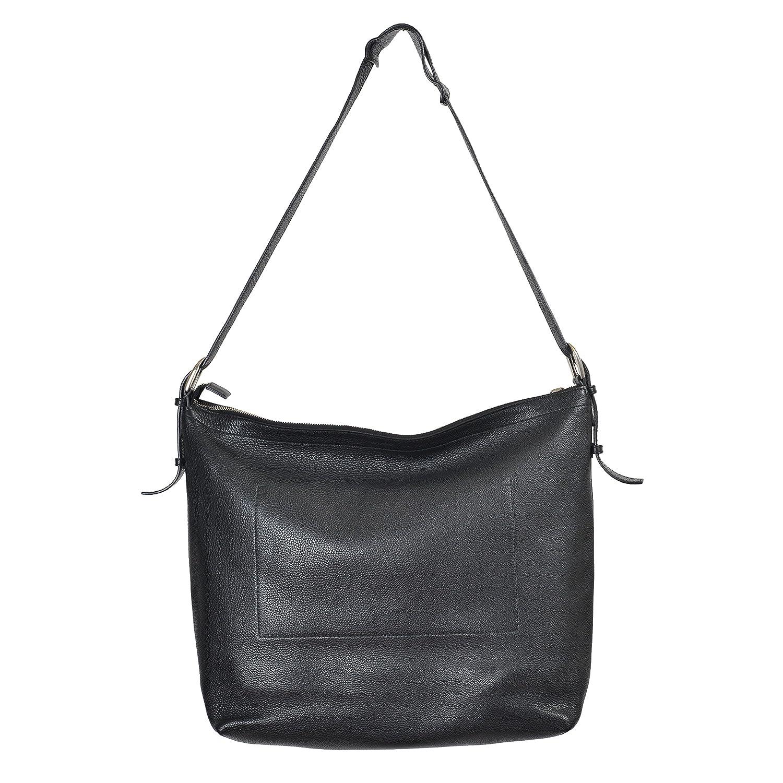 3502f741651485 Amazon.com: Gucci Black Leather Cross Body Messenger Shoulder Bag: Clothing