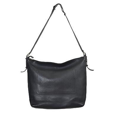 eaaf060db6af11 Image Unavailable. Image not available for. Color: Gucci Black Leather  Cross Body Messenger Shoulder Bag