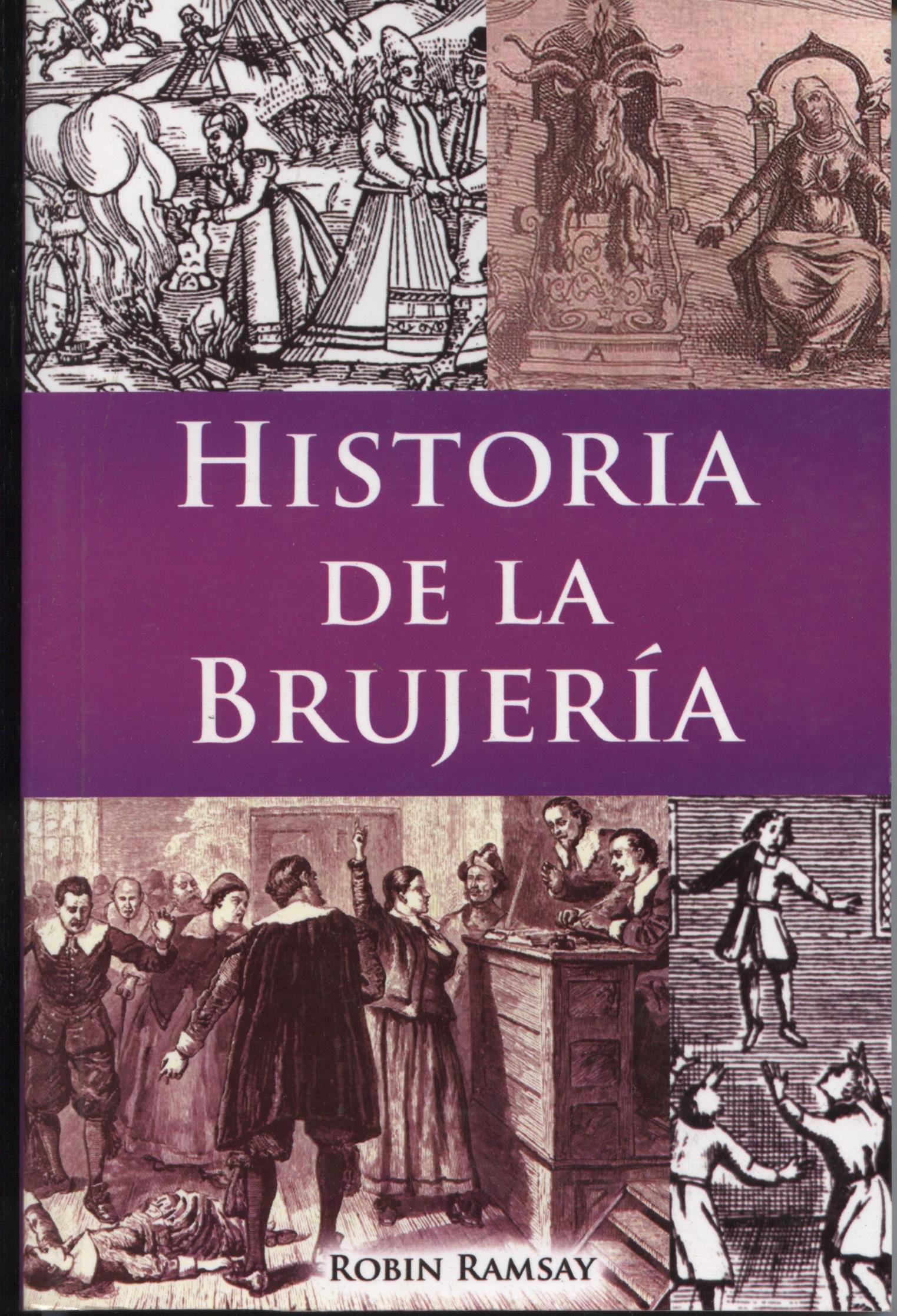 Download Historia de la Brujeria / History of Witchcraft (Spanish Edition) pdf