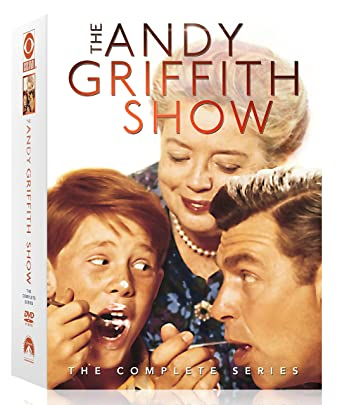 Andy Griffith Show: The Complete Series 39 Dvd Edizione ...