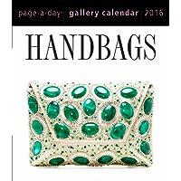 Handbags Page-A-Day Gallery Calendar 2016