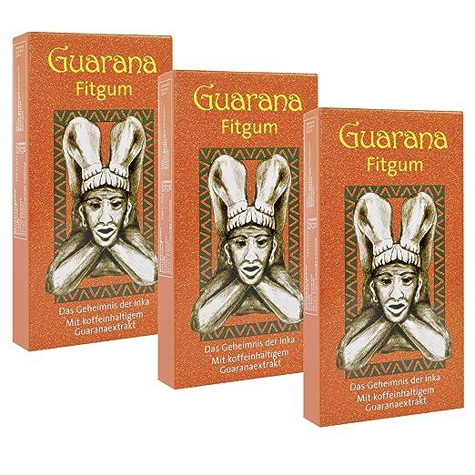 5 opinioni per BADERs Guarana Fitgum. Chewing gum energizzante con estratto di guaranà. Il