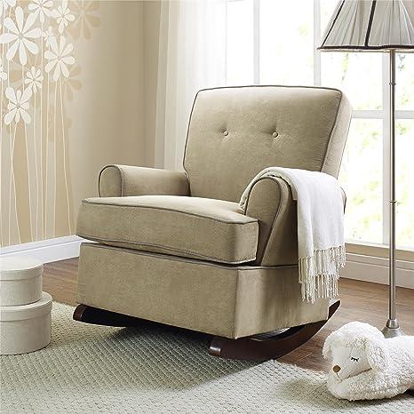 Miraculous Baby Relax The Tinsley Nursery Rocker Chair Beige Evergreenethics Interior Chair Design Evergreenethicsorg