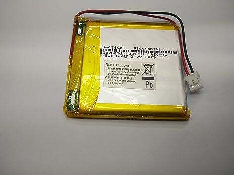 3.7V Li ion battery Electronics