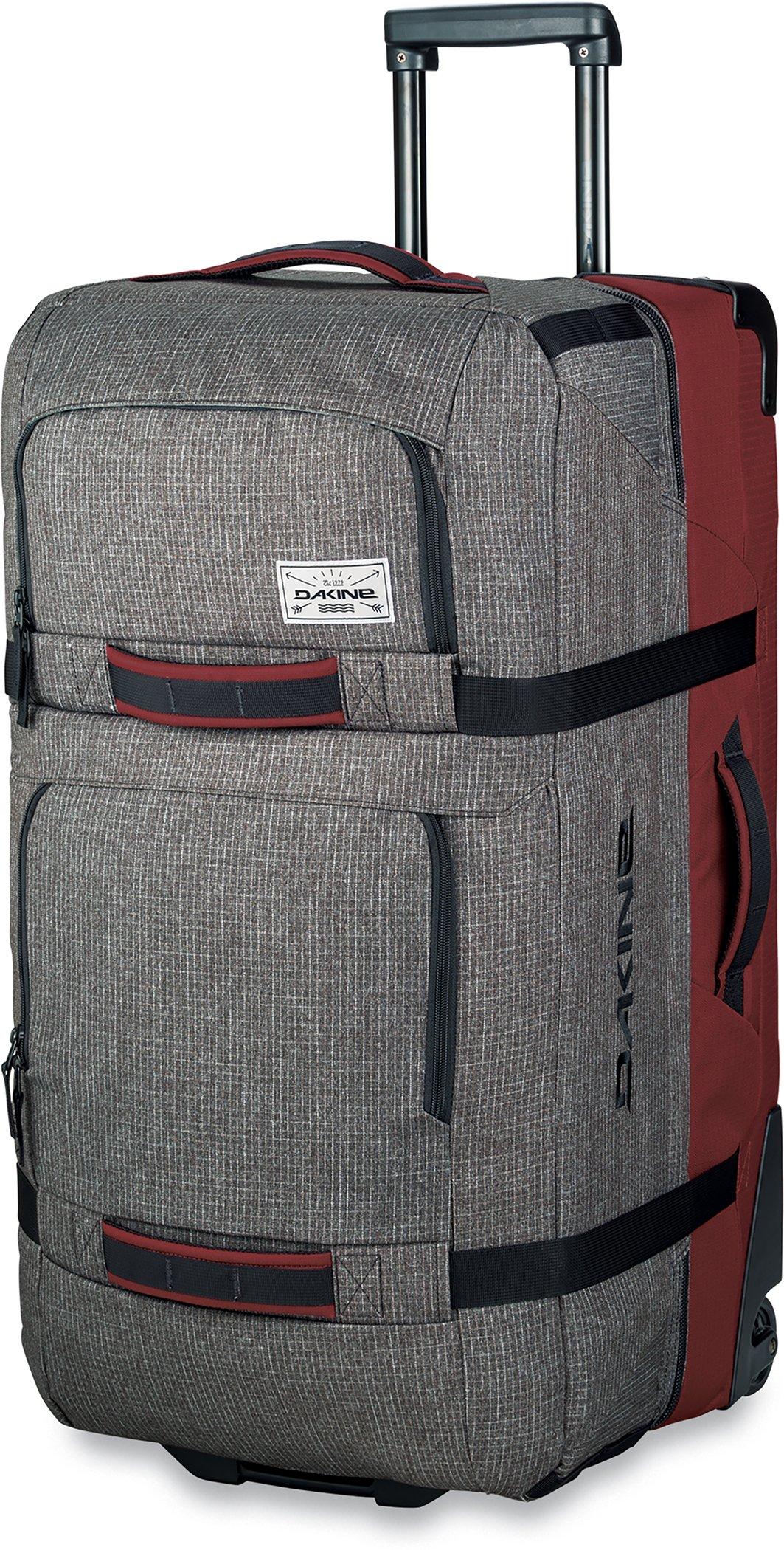 Dakine Split Roller Rolling Luggage, 85L, Willamette