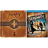 Josh Whedon's Cult Classic Series Firefly The Complete Series 15th Anniversary Collector's Edition & Serenity Limited…
