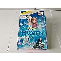 JALARAM Paper Frozen Uno Cards (Multicolour)