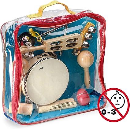 Stagg CPK01 - Kit de percusión para niños: Amazon.es: Instrumentos ...