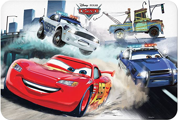 Amazon.com: Coches mesa mantel individual: Toys & Games